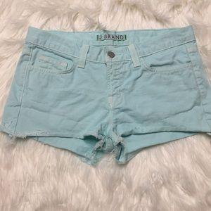J Brand Cut-Off Shorts Size 26
